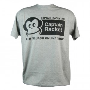 Captain-Racket German Masters Squash Team T-Shirt