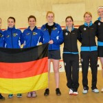 German Squash Nationalteam 2013