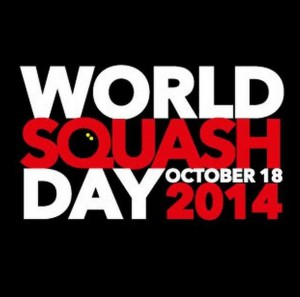 Welt Squash Tag / World Squash Day